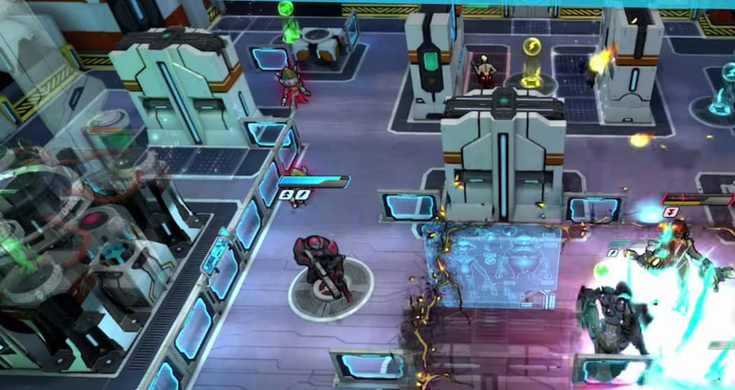 ATLAS REACTOR (PVP-ONLY, FREE TO PLAY)