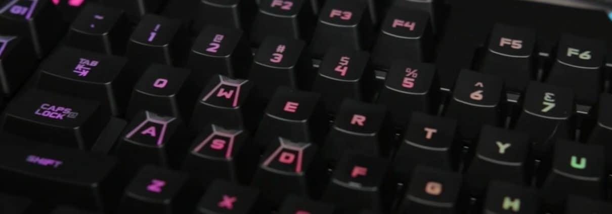 logitech g910 orion spectrum tastatur