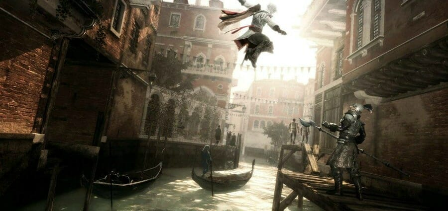 assassins creed story reihenfolge