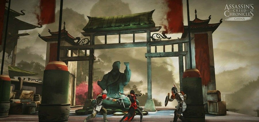 assassins creed spinoff reihenfolge spiel 1 china