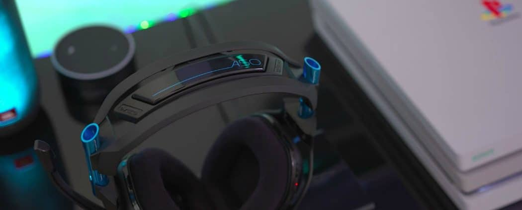 ps4 headset test